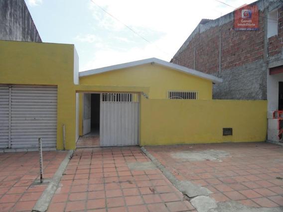 Casa Com 2 Dormitórios À Venda, 125 M² Por R$ 200.000 - Lagoa Azul - Natal/rnlv0797 - Ca0254
