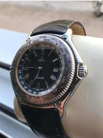 Relógio Ebel Voyager Automático - Gmt - World Time!