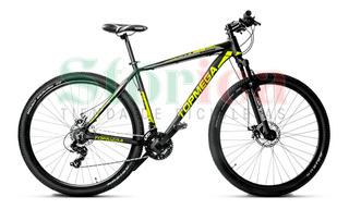 Bici Topmega Sunshine29 + Servicio De Armado + Guia Ensamble