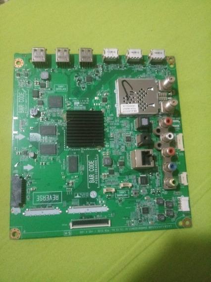 Placa Principal Tv Lg 32lb580