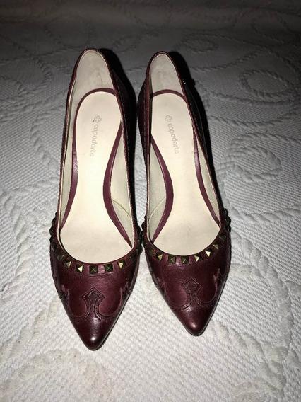 Zapatos Stilettos Importados Capodarte-arezzo-schutz-zara