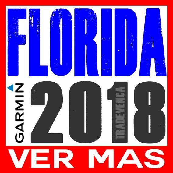 Mapa Garmin Florida Miami Usa Estados Unidos Actualizado