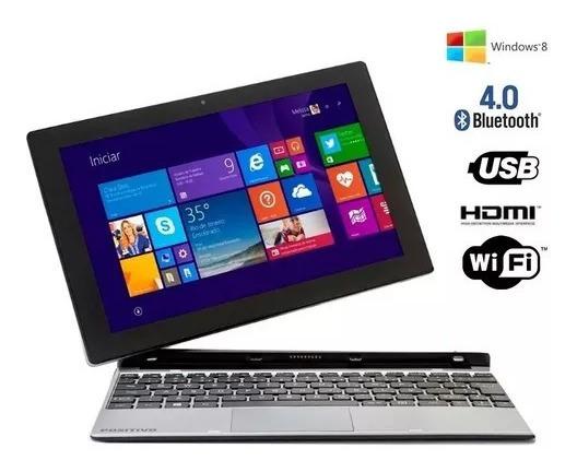 Notebook Zx3015 Touch Tablet Positivo Duo 2 Em 1 Intel®