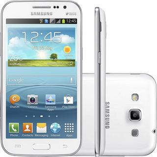 Smartphone Samsung Galaxy Win Duos Mostruário Revisado