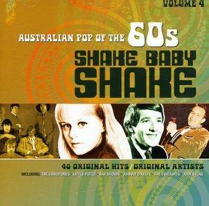 Cd Vários Artistas Vol. 4-shake Baby Shake: Australian Pop O