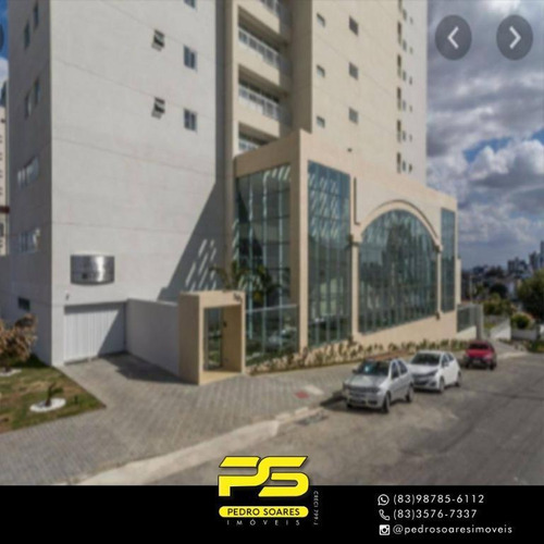 Apartamento Com 3 Dormitórios À Venda, 93 M² Por R$ 516.000,00 - Lauritzen - Campina Grande/pb - Ap3803