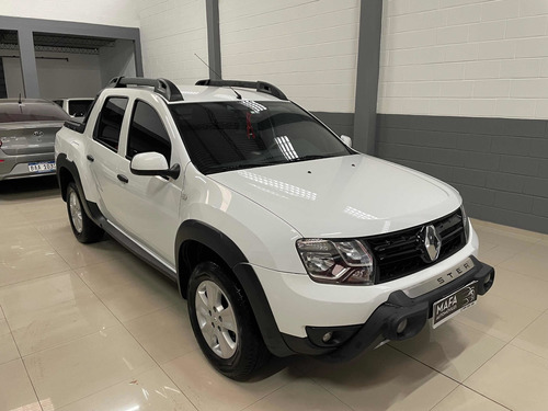 Renault Duster Oroch 2021 1.6 Outsider