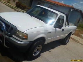 Ford Ranger Cab. Sencilla Xl - Sincronico