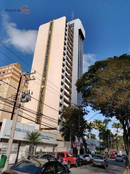 Sala No Edifício Vip´center À Venda, 42 M² Por R$ 135.000 - Centro - São José Dos Campos/sp - Sa0504