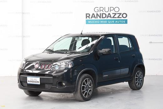 Fiat Uno 1.4 5p Sporting Ii 2014 52360 Km La Plata