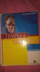 Livro Tempo De Historia 7 Ano