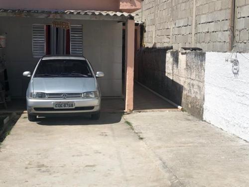 Casa Á 800 Mts Do Mar Em Rua Calçada - Itanhaém Litoral Sul