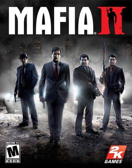 Mafia 2 Complete Edition ( Mídia Física ) Pc