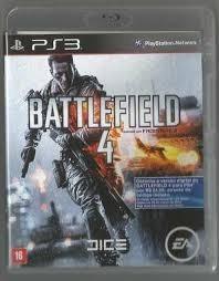 Battlefield 4 - Ps3 - Mídia Física