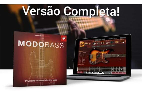 Modo Bass V1.5 - Ik Multimedia (plug-in, Vst, Aax) -promoção