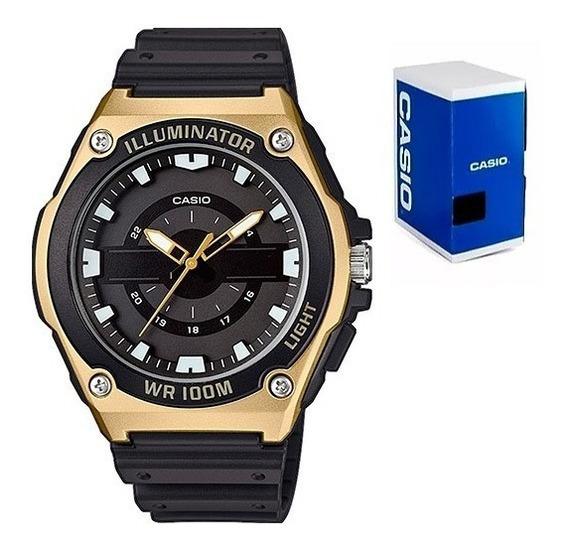 Dorado En Casio Analogico México Relojes Reloj Mercado Hombre Libre xrBeCoWd