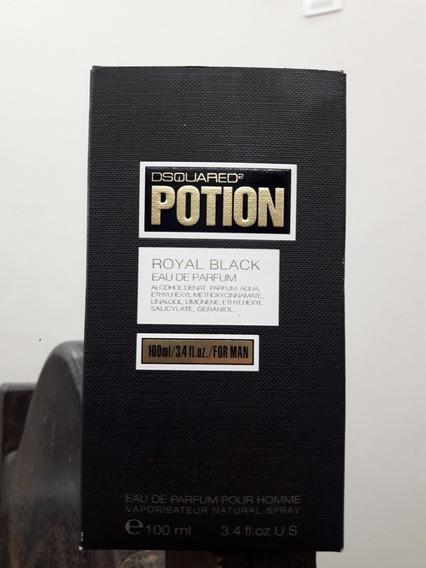 Perfume Dsquared2 Potion Royal Black 100ml Edp
