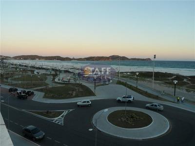 Apartamento Com 3 Dormitórios À Venda - Algodoal - Cabo Frio/rj - Ap0216