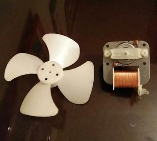 Motor De Ventilador Enfriamiento De Microondas
