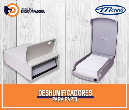 Deshumidificador Para Papel Menno P/600 Hojas