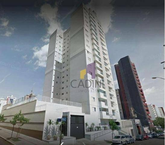 Apartamento À Venda Com 3 Quartos Sendo 1 Suíte No Bairro Centro - Cascavel/pr - Ap0426