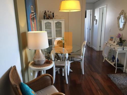 Apartamento Para Venda No Bairro Pompéia Em São Paulo - Cod: Ja12691 - Ja12691