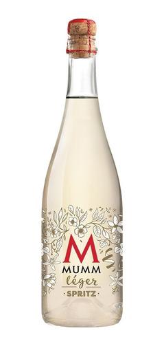 Imagen 1 de 5 de Vino Espumante Mumm Leger Spritz Botella De 750 Ml