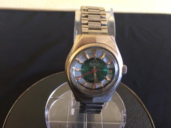 Antigo Relógio Swiss Mondaine De Pulso Feminino Automático