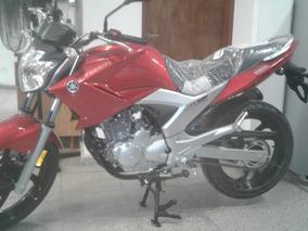 Yamaha Ys 250 Rojo