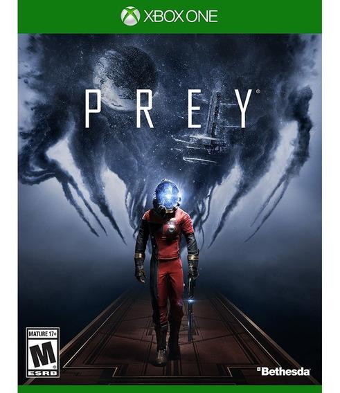 Prey - Xbox One Mídia Física Lacrado