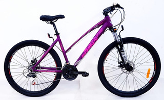 Bicicleta Fire Bird Dama Mountain Bike Rodado 27,5 Disco Alu