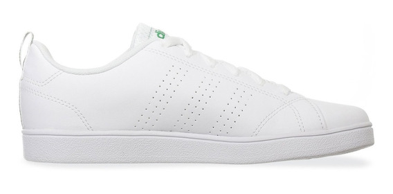 Tenis adidas Vs Advantage Ck K Blanco/verde Aw4884