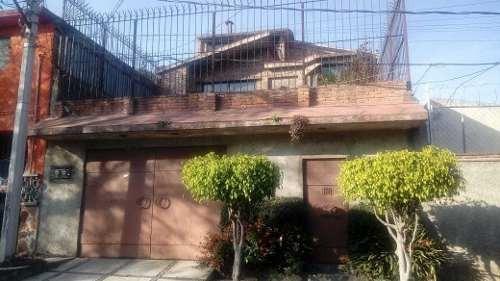 Casa En Venta Miguel Hidalgo 1° Sección Tlalpan