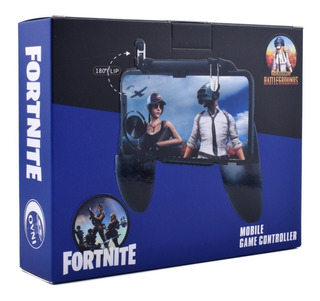 Joystick Celulares Gatillo Gamepad Fortnite Pubg Freefire
