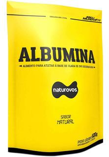 Albumina Naturovos 500g Val 2021