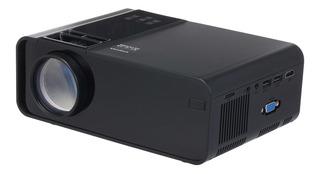 W10 Proyector Lcd Led 1080p Cine En Casa 6000 Lúmenes 1000:1