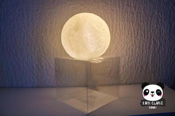 Luminária Lua - A Pilha