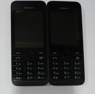 2° Nokia 220 Preto C/ Defeito S/ Garantia