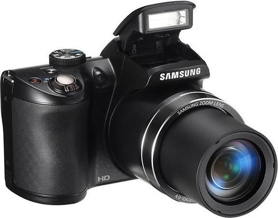 Câmera Digital Samsung Wb100 Original