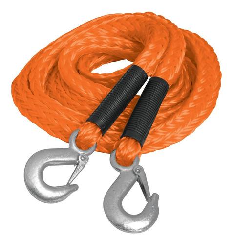 Cuerda Con Gancho Para Remolque 3.5mt Truper 18345