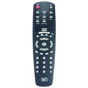 Controle Dvd Gradiente D-10 C0991