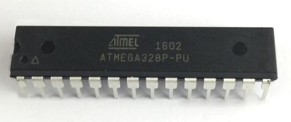 Microcontrolador Atmega328p-pu Atmega328p Pu Atmega328