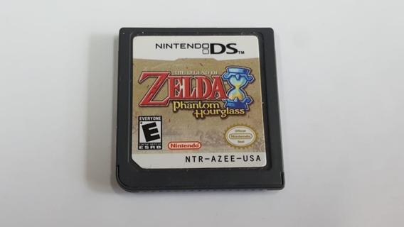 The Legend Of Zelda Phantom Hourglass - Ds - Sem Capa