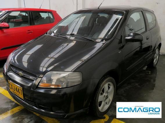 Chevrolet Aveo 3p 1.6 A.a. Special Edition2008 Cxj447