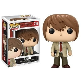 Funko Pop! Death Note: Light #216 (vaulted)