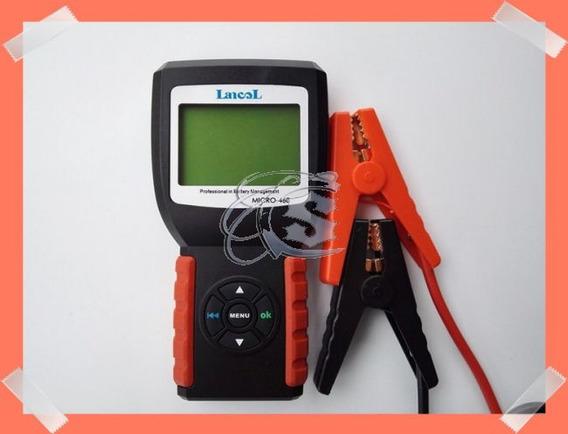 Scanner Analisador Testador Baterias Automotivas 12v A 24 V