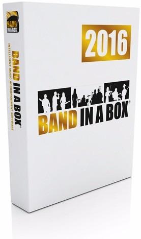 Band In A Box 2016- Envio Imediato