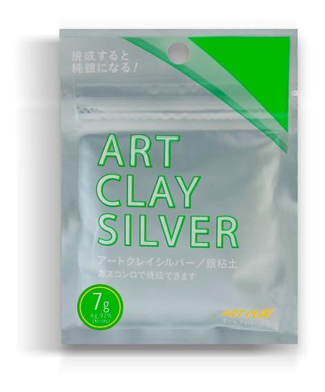 Arcilla De Plata De Art Clay O Plata En Forma De Plastilina