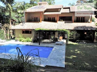 Casa Residencial À Venda, Forest Hills, Granja Viana. - Ca1030