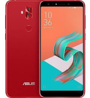 Celular Asus Zenfone 5 Selfie Pro 128gb 20mp+8mp Vermelho